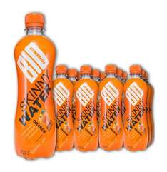 Skinny Water Orange/Pomegranete 500ml bbe 08/17 19p in home bargains