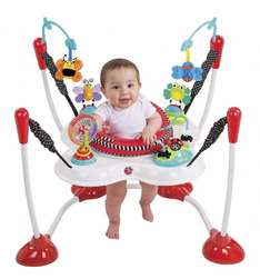 Sassy Inspire Senses Bounce Around Activity Station reduce to £40 (Rrp £71.99) @ Tesco direct