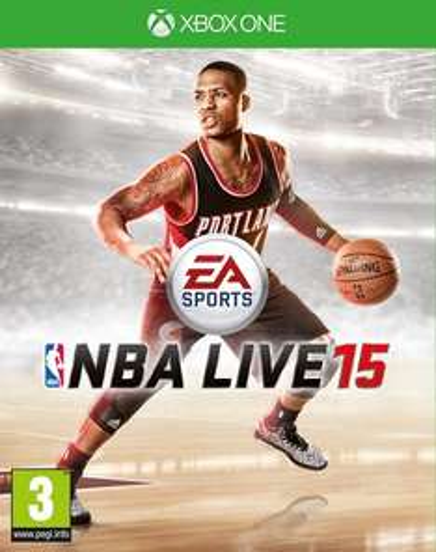 NBA Live 15 (Xbox One) - £2.99 Delivered @ Argos Ebay