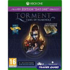 Torment Tides of Numenera Day 1 Edition (PS4/XB1/PC) @ Shopto - £16.85