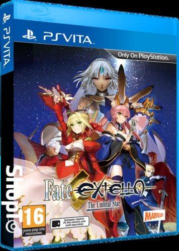 Fate/Extella : The Umbral Star PS Vita £19.85 @ Shopto