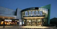 Cheap Odeon Cinema tickets - £3.50 for Child ticket & £4.50 for Adult ticket @ Tesco Clubcard