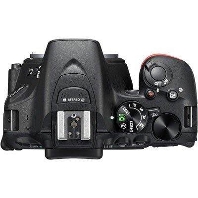 Nikon D5500 Digital SLR with 18-140mm VR Lens £629 portusdigital