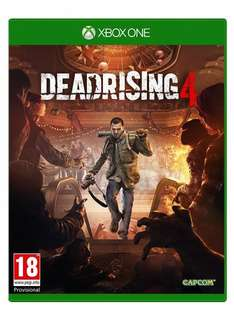 Dead Rising 4 (Xbox One) - £19.99 @ Smyths (Instore & Online)