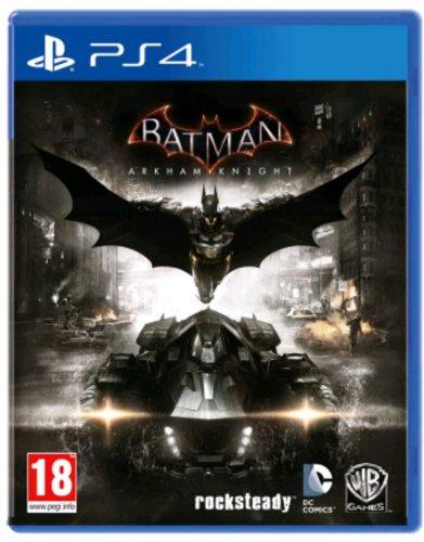 Batman Arkham Knight  Preplayed PS4 £5 @ Smyths