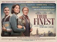"""Their Finest"" SFF Free Movie Screening New Code 10 April"