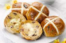 Morrisons will be handing out FREE HOT CROSS BUNS to every customer that enters any of its 491 stores across the UK tomorrow (Friday 7th April)