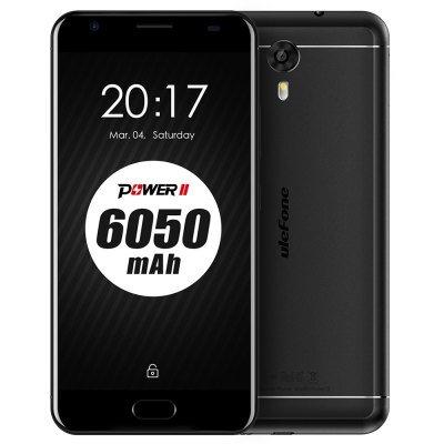 Ulefone Power 2 4G Phablet  -  BLACK £145.18 @ Gearbest