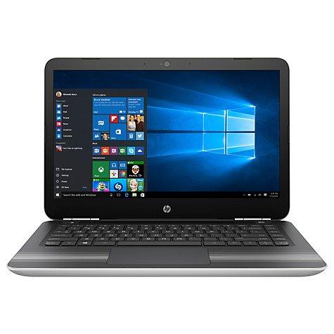 """LAPTOP, 14"""" HP, Full HD, i5 7200U, SSD £479.95, 3 year warranty, John Lewis"""