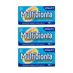 Seven Seas MultiBionta 3 pack of 90 for £10.34 plus postage @ Chemist Direct
