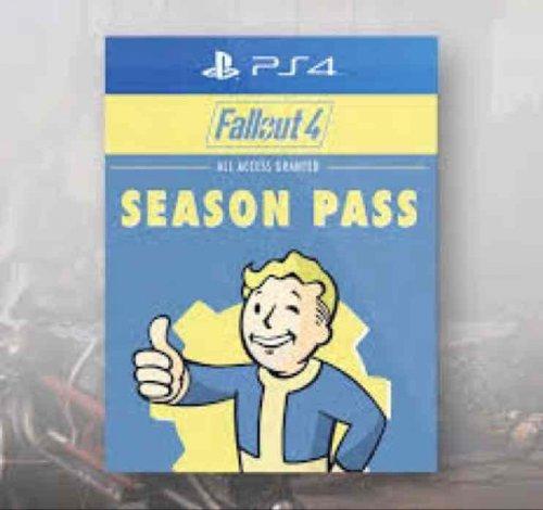 Fallout 4 - Season Pass Bundle - Half Price on PlayStation 4 - £19.99 @ PSN
