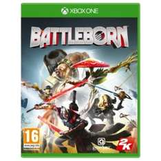 Battleborn Xbox One (New) + Free Delivery £4.99 @ Game