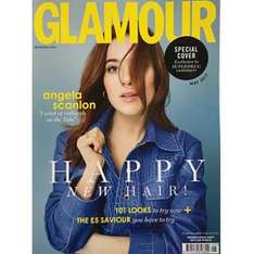 FREE Glamour Magazine when you buy 2 Garnier products (from £1 each) + Free Delivery  at Superdrug