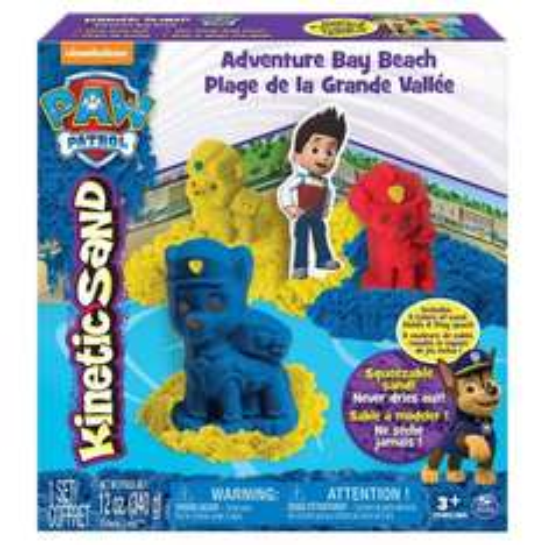 Kinetic Sand Paw Patrol Character Playset (Multi-Colour) £10 @ Amazon Prime