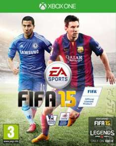 FIFA 15 XBOX ONE (Preowned) + 20% OFF (Automatic at Checkout) £1.51 @ Musicmagpie
