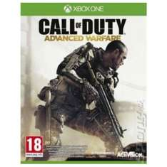 Call of Duty: Advanced Warfare Xbox One pre-owned - £3.19 @ Music Magpie