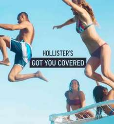 holister sale - up to 70% off various items