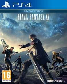 Final Fantasy XV Day One Edition (PS4)  £21.85. boss deals eBay