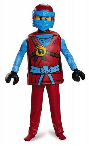 LEGO Ninjago Nya Deluxe Costume (Medium) £8.98 (Prime / £13.73 non Prime) @ Amazon.