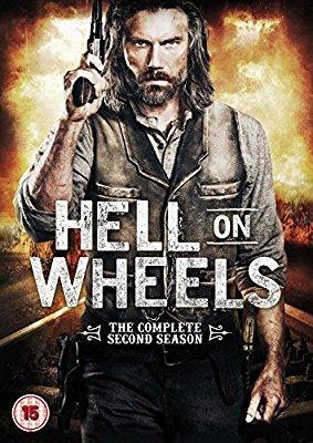 Hell on Wheels DVD Season 2. £3.22 (Prime) / £5.21 (non Prime) at Amazon