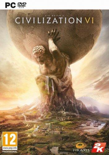 Civilization VI (Civ 6) Full Game - PC/Mac/Steam - £26.99! (CDKeys)