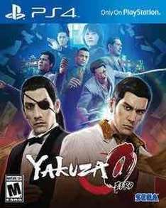 Yakuza 0 PS4 (Physical copy) - £27.99 @ Amazon