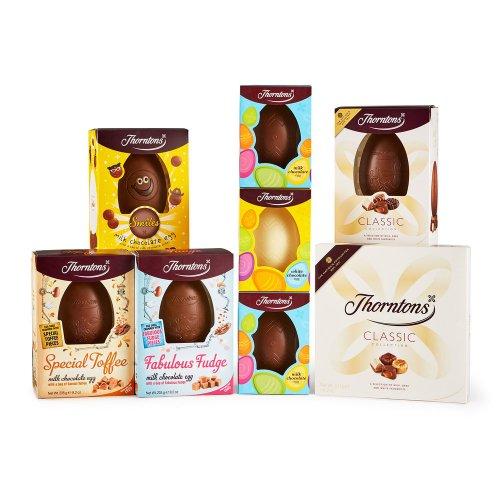 Thorntons Easter Egg Bundle £25.20 delivered with code