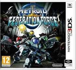 Metroid Prime Federation Force (3DS) £9.85 @ ebay via boss deals