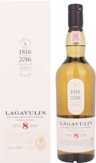 Lagavulin 8 Year Old Limited Release Malt Whisky, 70 cl £44.99 - Amazon