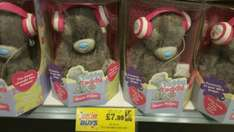 Tatty Teddy Me to You Bear MP3 Music Player £7.99 @ Home Bargains