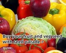 Seeds from 1p in flash sale from Seed Parade ( £1.79 p+p)
