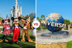 Deals for Orlando Visitors - Various Food / Entertainment