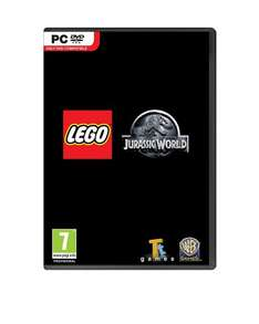 Lego Jurassic world (PC) £6.98 delivered Dispatched from and sold by SC-WHOLESALE Amazon