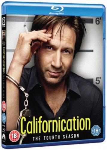 Californication: The Fourth Season [Blu-ray] £2.99 in store @ Hmv