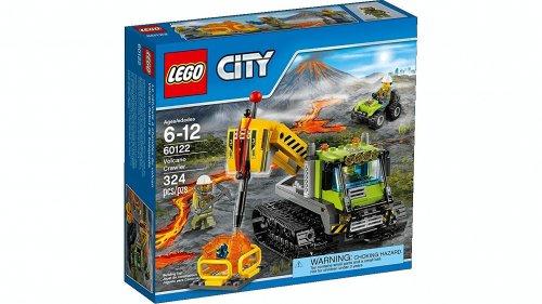 LEGO City - Volcano Crawler - 60122 £15.00 @ George Asda online
