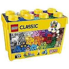 lego classic 10698 reduced to £27.99 @ Tesco (Part of 3 for 2 offer)