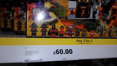 Lego 70323 (rrp £109.99) Jestro's Volcano Lair £60 but on 3 for 2 = £40