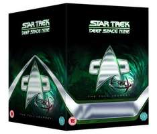 Star Trek Deep Space Nine: The Full Journey [DVD] - £42.81 @ Amazon