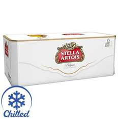 Morrisons Stella Artois 18 x 440 ml cans - £14.46