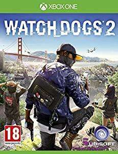 Watch Dogs 2 (XBox) £18.99 @ Amazon from SelectGames