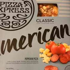 Pizza Express pizza 2 for £5 @ Tesco