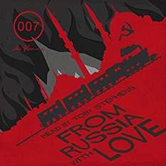 From Russia with Love (audiobook) by Ian Fleming £2.99 (Usually £14.99) @ Audible DOTD