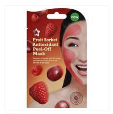 Superdrug Fruit Sorbet Peel Off Face Mask 49p each or 3 for £0.98 instore / online (free del for Beauty Card holders)
