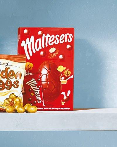 Malteasers, Mars & M&Ms Easter Eggs 99p @ Aldi