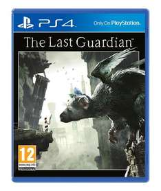The Last Guardian PS4 on £20.99 @ Amazon
