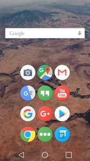 Pixel Icon pack - 5700 free icons (Nougat style) for Android @ Google Play
