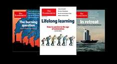 The Economist £12 for 12 weeks (potentially free after cashback)