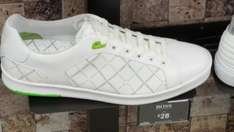 Hugo Boss Ray adv trainers £28 instore @ Sports Direct