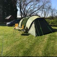 25% off Eurohike Tents at Millets