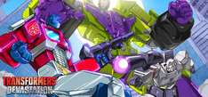 Transformers: Devastation [PC Code - Steam] £3 @ amazon